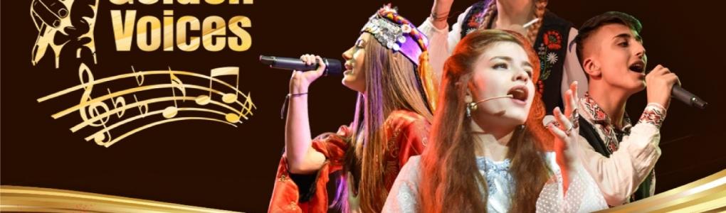 15 elevi talentați au ajuns în finala Golden Voices – competiția care răsplătește cele mai bune voci din România